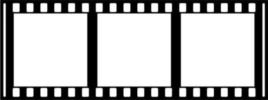 Film Strip Frames vector