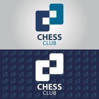 Chess Club Logo vector