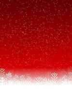 Abstract Beauty Christmas and New Year Background. Vector Illustration