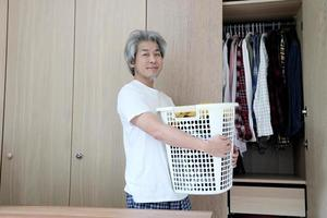 Man and Wardrobe photo