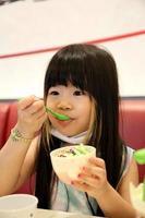 delicioso helado foto