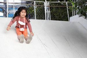Playful Young Kid photo