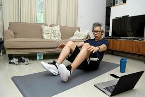 Exercise at Home photo