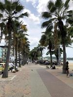 Chonburi, Thailand, Apr 03, 2021 - View of Pattaya photo