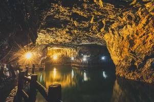 Beihai Tunnel in nangan, Matsu, Taiwan photo