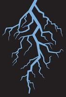 Lightning bolt - Crack, Thunder, Thunderbolt vector