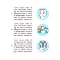 Human rights and self determination concept line icons with text. PPT page vector template with copy space. Brochure, magazine, newsletter design element. Social life linear illustrations on white