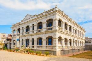 edificio de estilo occidental en kinmen, taiwán foto
