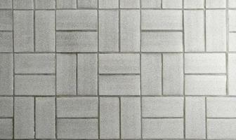 Fondo de textura de patrón de azulejos grises. foto