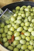 Pepper Olive oil photo