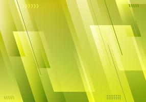 Abstract simple background green gradient color diagonal stripes  and line layered minimal style. vector