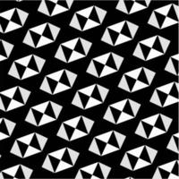 triangles pattern, abstract geometric background vector
