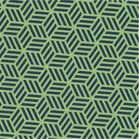 Japanese Pattern, Abstract Geometric Pattern vector