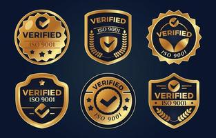Verified Product Seal of Approval vector