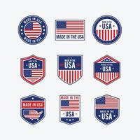 Quality Products From United States of America vector