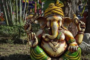 dios hindú ganesha. Ganesha Idol. foto