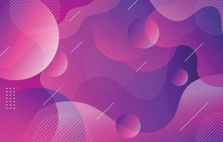 Abstract Pastel Purple Background vector