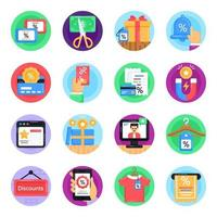 Loyalty Program and Discount vector