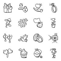 Pack of Affection vector