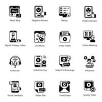 Live Streaming and Feedback vector