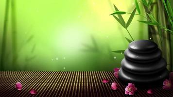 Massage Spa Background video