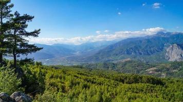Mountains of south Turkey photo