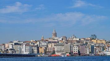 Views of Istanbul city photo