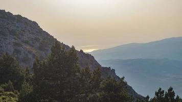 Views of Spil mountain photo