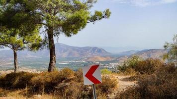Mountain near Efes photo