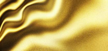 fondo de metal dorado foto