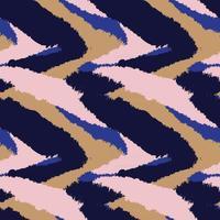 trazo de pincel rosa piel de patrones sin fisuras vector