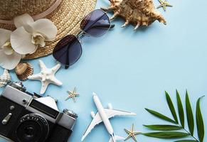 Travel holiday concept photo