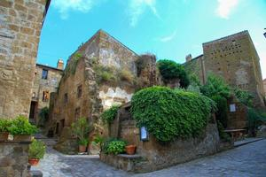 village of bagnoregio photo