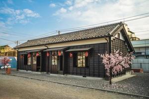 parque cultural chaozhou en el condado de pingtung, taiwán foto