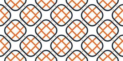 Pattern square geometric background Vector illustration