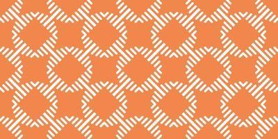 Seamless circle pattern background Vector illustration