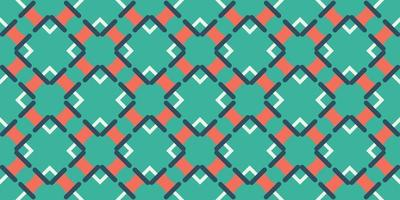 Pattern sewing thread background vector illustration
