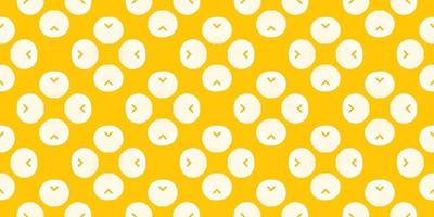 Circle pattern. Background texture vector illustration