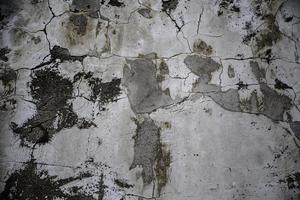 Broken wall street photo