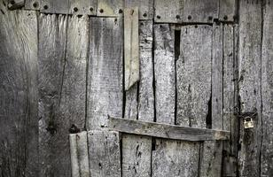 Wood wall texture photo