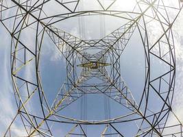 antennas of Brazilian communication photo