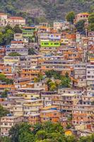 slum in Copacabana Babylon photo