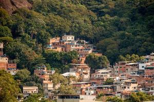 cerro tijuquinha en el lado oeste de río de janeiro. foto