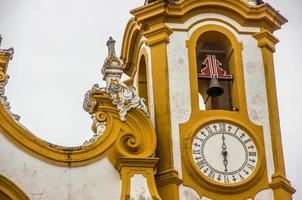 details of the city of Tiradentes in Brazil photo