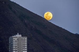 Brazilian full moon. photo