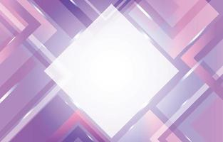 Pastel Purple Background Template vector