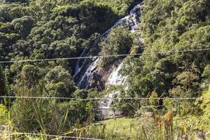 waterfall of the ounce - sao paulo photo