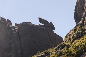 hermes wing peak - itatiaia... photo