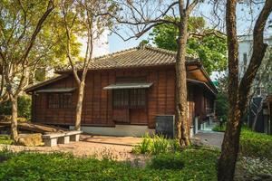 Taichung Literature Museum in Taichung city, Taiwan photo