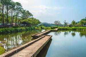 Cihu, a famous park in Taoyuan, Taiwan photo